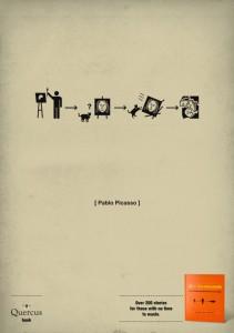 Povestea de 5`-Pablo Picasso