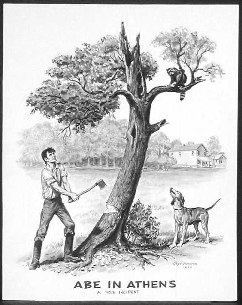 omul si copacul