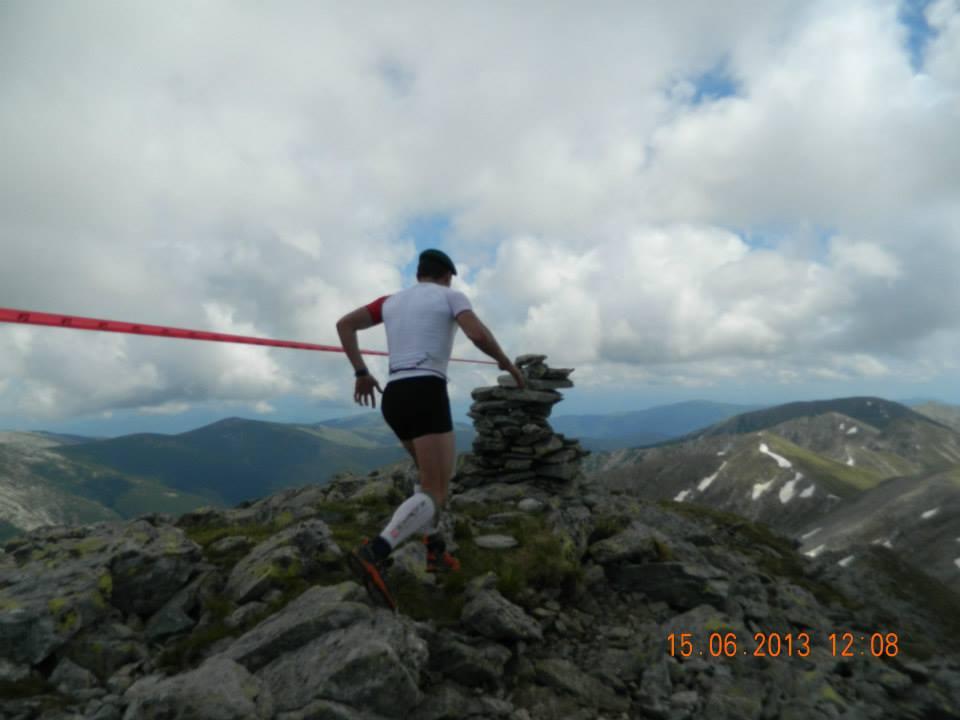 Coborâre Custura - Retezat Trail Race