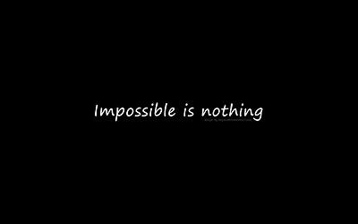 imposibil list