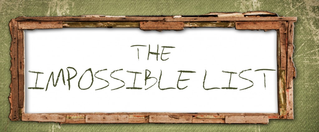 impossible list