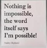 nimic imposibil
