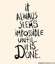 nimic nu e imposibil