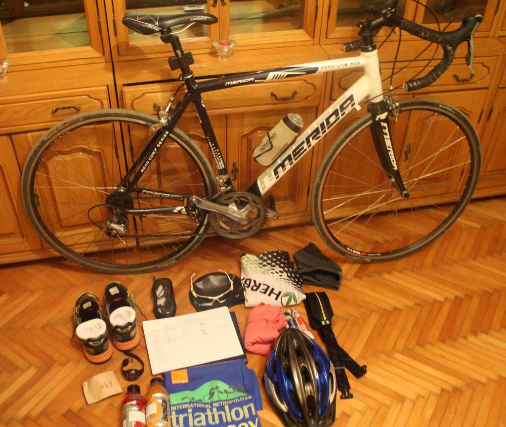Echipament Brasov Triatlon