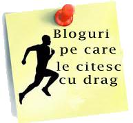 Bloguri pe care le citesc