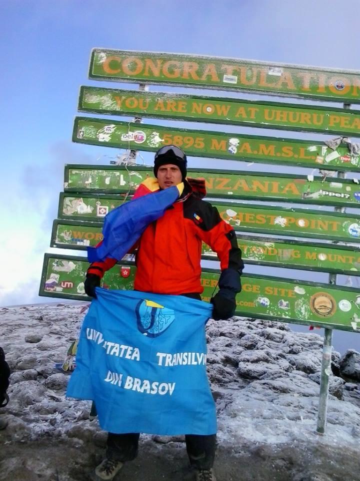 Florin Nastase - Kilimanjaro