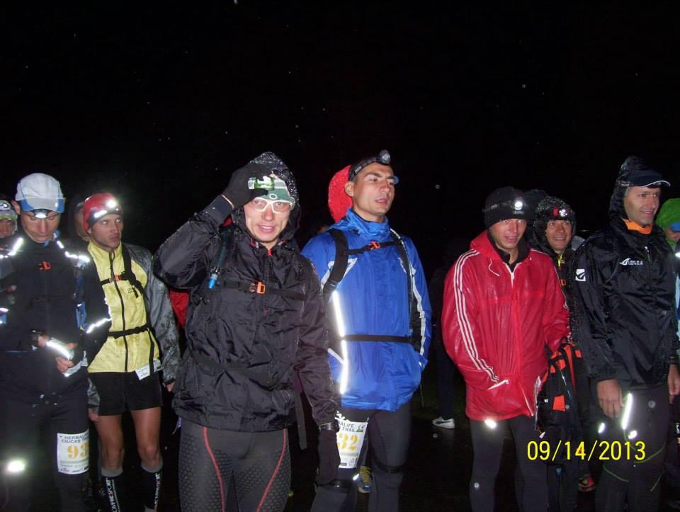 Start Ultramaraton Ciucas