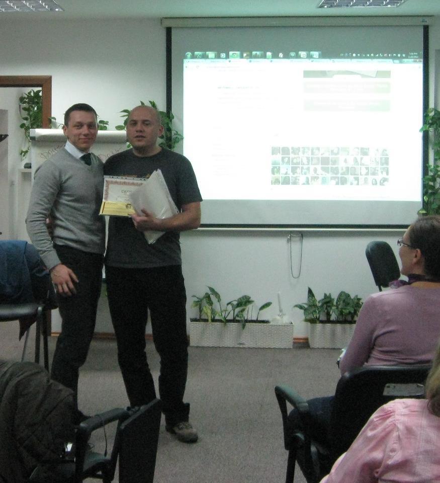 SocialMedia Manager Emanuel Grigoras