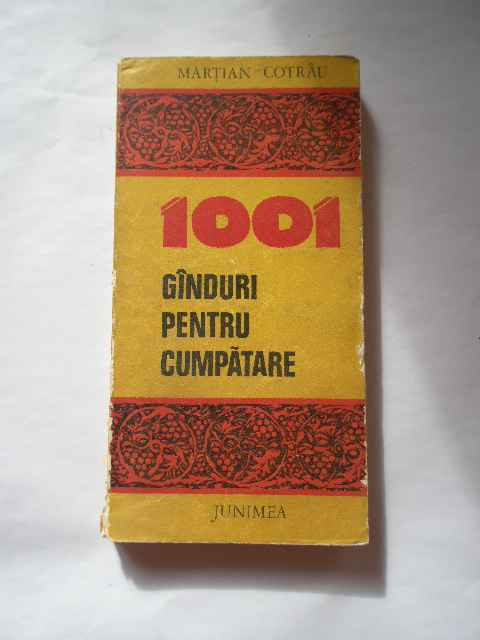1001-gânduri-pentru-cumpătare-Marțian-Cotrău