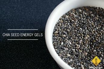 Gel energizant cu semințe de chia