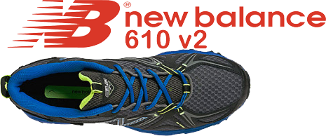 New Balance 610 Review