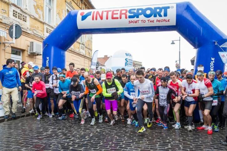 Start Semimaraton Intersport 2014