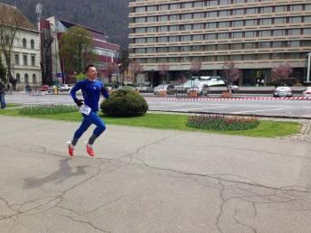 alergare campionatul balcanic