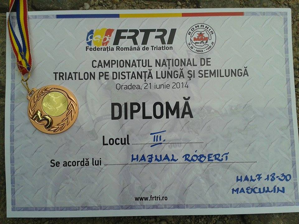 Diploman X-Man Oradea