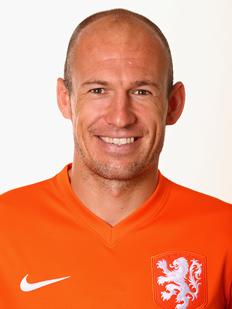 Arjen Robben - Olanda