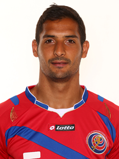 Celso Borges - Costa Rica