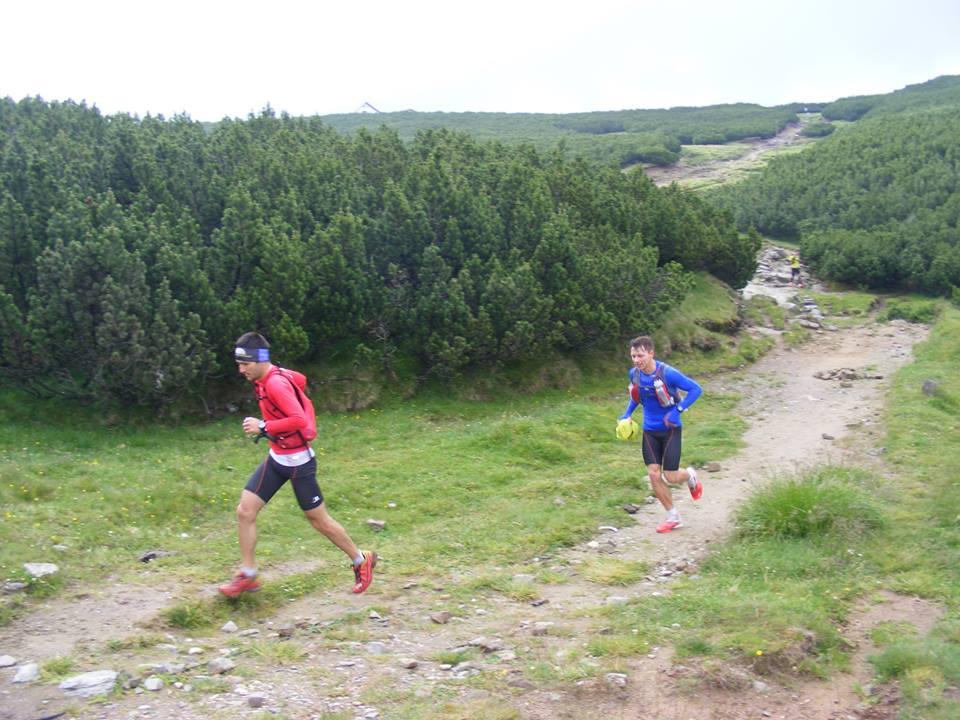 Echipa Ultrafood Robert Hajnal Andrei Tale Marathon 7500