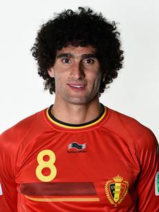 Marouane Fellaini - Belgia