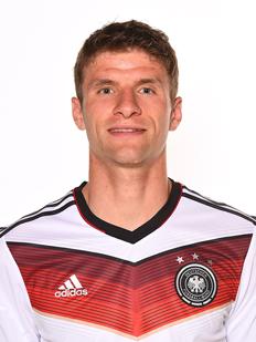 Thomas Muller - Germania