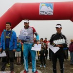 Podium Elita 2X2 Race