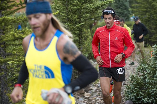 Hardrock 100 Endurance Run 2014
