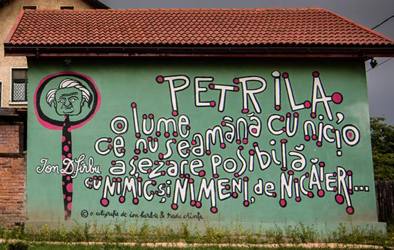 Casa memoriala I.D. - Sârbu - Petrila