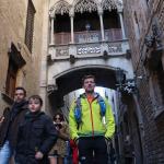 Pe străzile Barcelonei