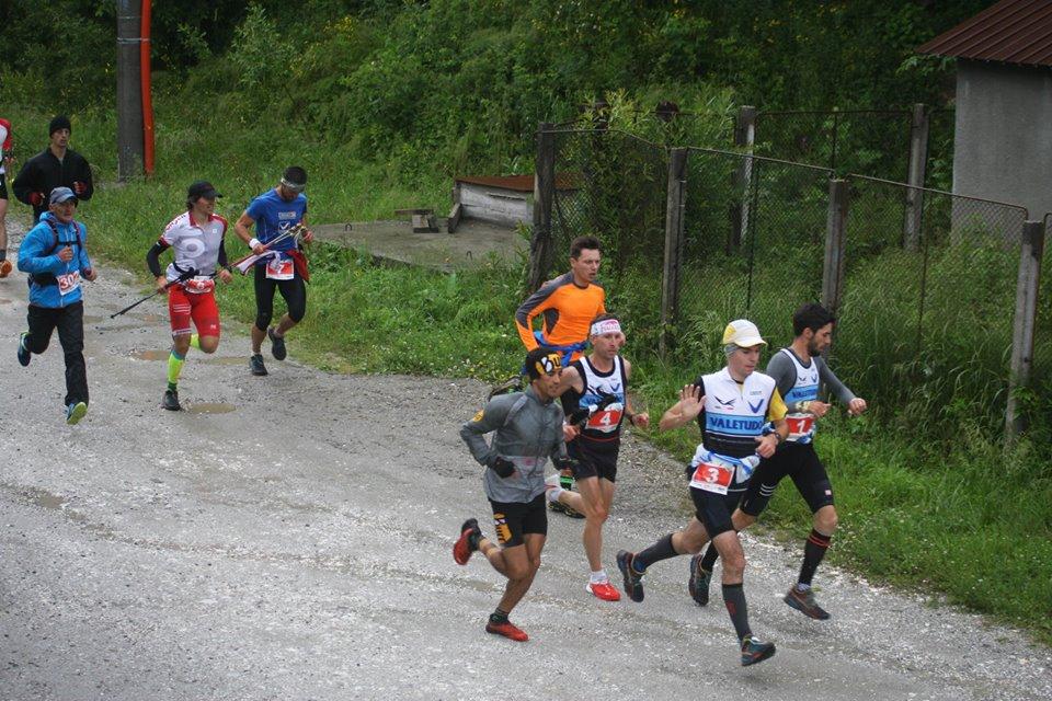 Cristina Niculae - Retezat Sky Race