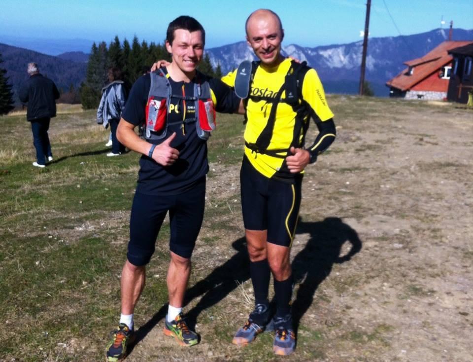 Andrei Rosu -alergator triatlonist