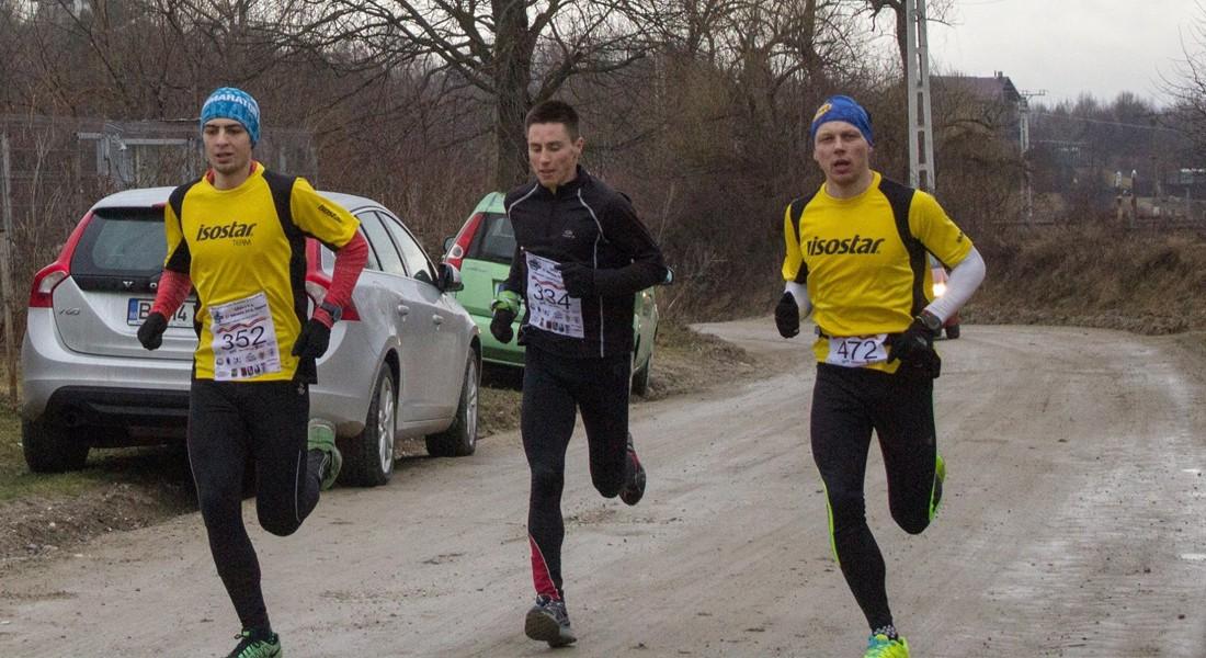 maratonul zapezii isostar cover