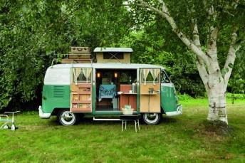 Camping Van