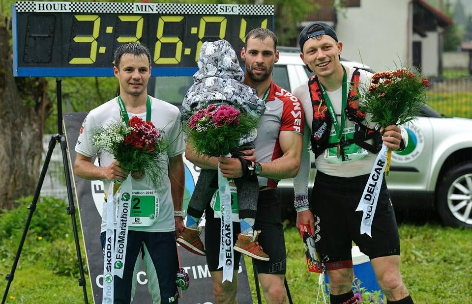 Ceremonia Florilor Ecomarathon 2016