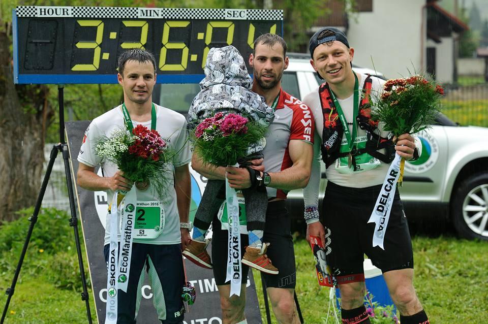 Podium Ecomaraton