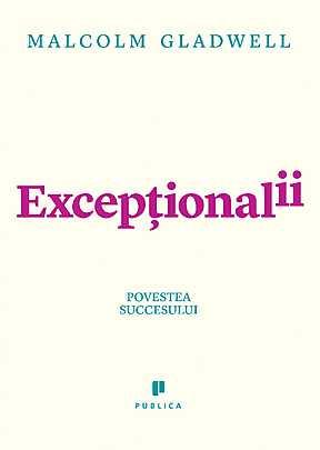 Exceptionalii Copertă carte