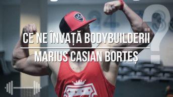Marius Casian Bortes Bodybuilder be legend 5