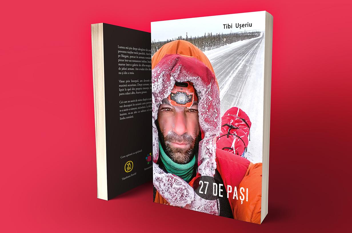 27 de Pași Book Cover