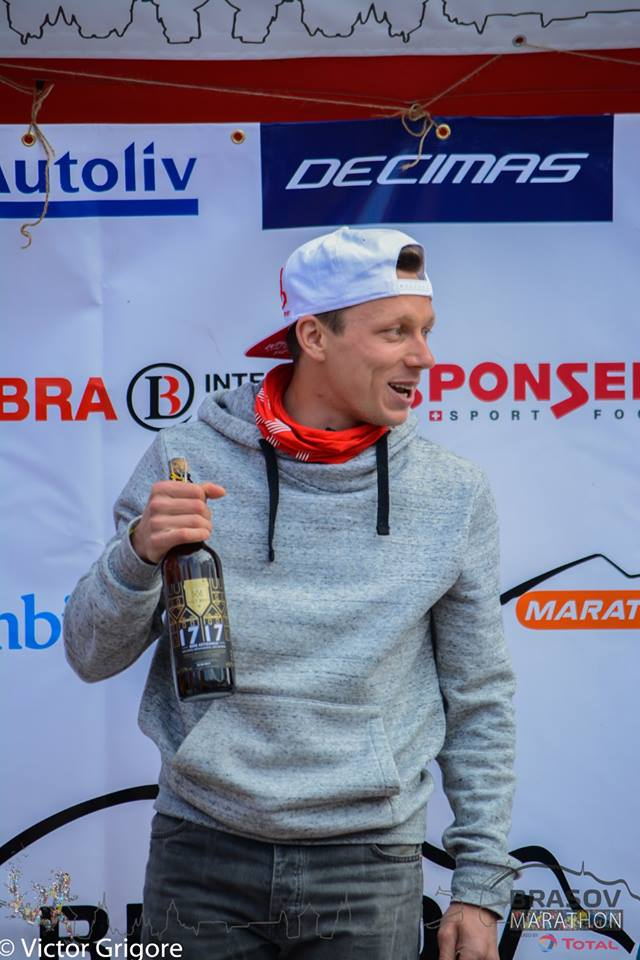 Brasov Maraton Locul 1