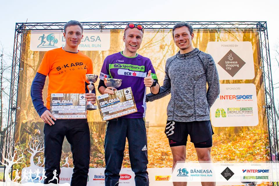 Baneasa Winter Run
