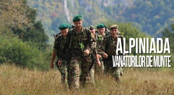 Alpiniada vanatorilor de munte