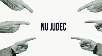 Nu judec