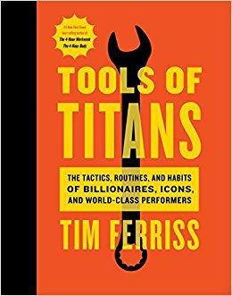 Tools of Titans Book Cover