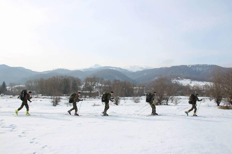 Alpiniada Vanatori de Munte Brigada 2 VM