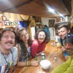 Tour du Mont Blanc - Echipa Bertone