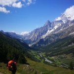 Tour du Mont Blanc - Ziua 1 - Vale du Ferret