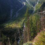 Tour du Mont Blanc - Ziua 2 - Urcare La Bovine