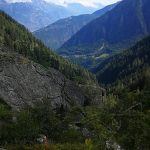 Tour du Mont Blanc - Ziua 2 - Urcare La Bovine 3