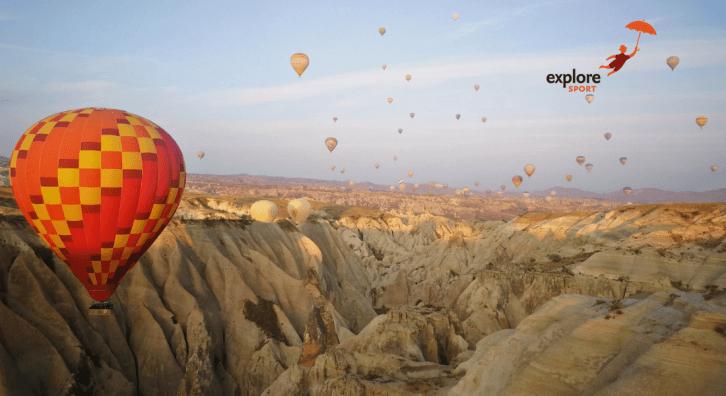 Capadoccia - Start - Robert Hajnal Explore Travel