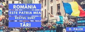 Patriotism - Romania Este tara mea