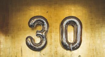 La multi ani 30