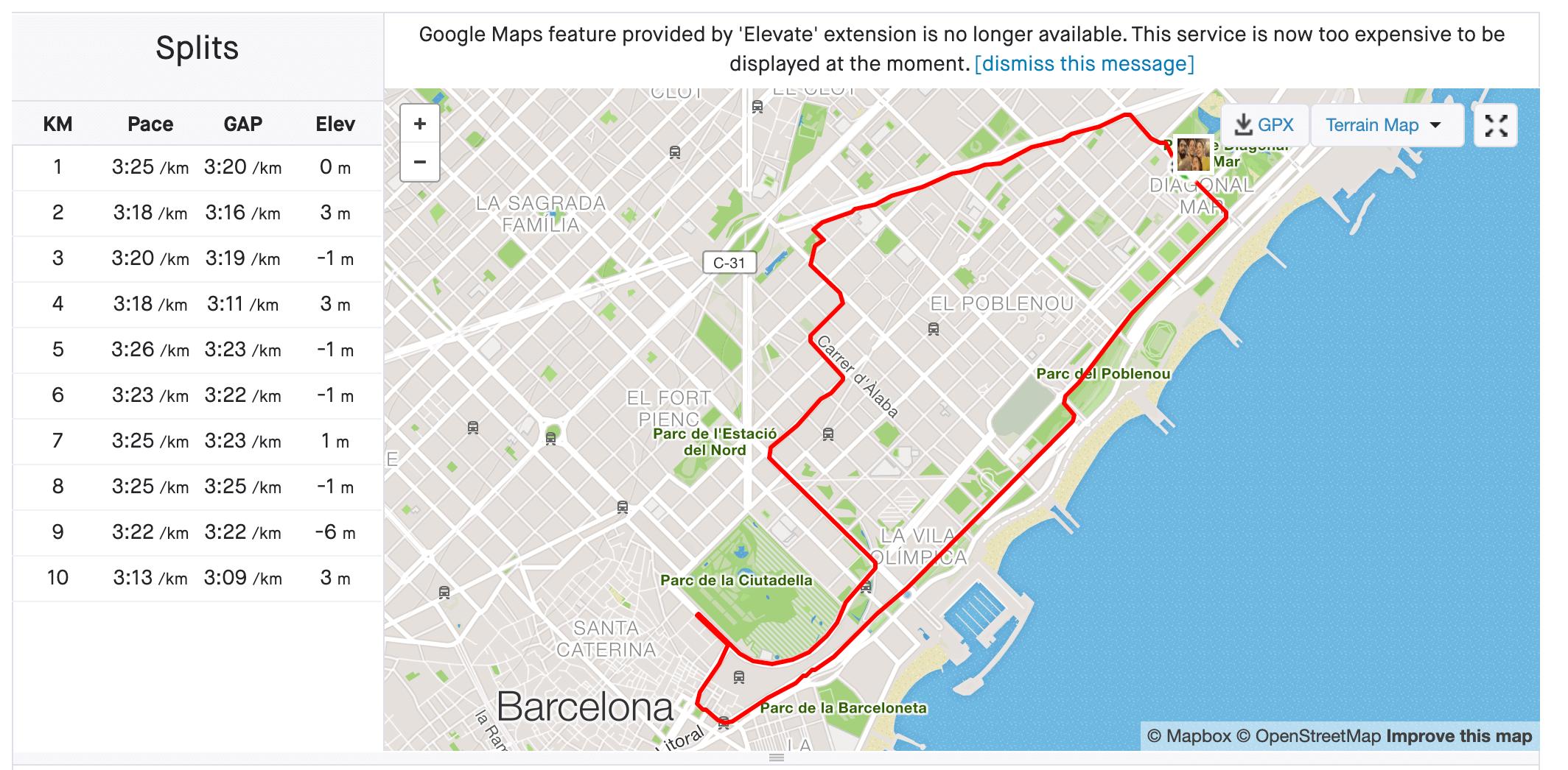 Cursa del Nassos - Barcelona